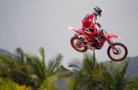 Nagl in Penha/Foto: Honda World Motocross