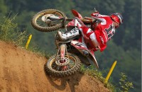 Nagl in Maggiora/Foto: Honda World Motocross