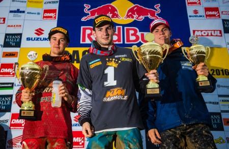 Siegerehrung/Foto: ADAC Motorsport